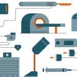 Medicinske in zdravstvene oskrbe z baterijami