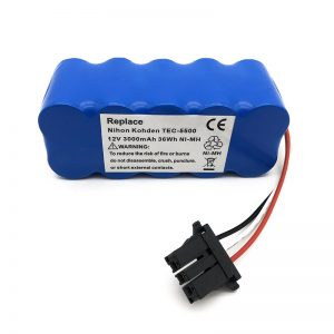 12v ni-mh baterija za sesalnik TEC-5500, TEC-5521, TEC-5531, TEC-7621, TEC-7631