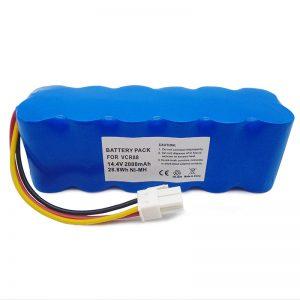 visokokakovostna 14,4v nadomestna baterija za sesalnik za navibot SR8750 DJ96-00113C VCA-RBT20